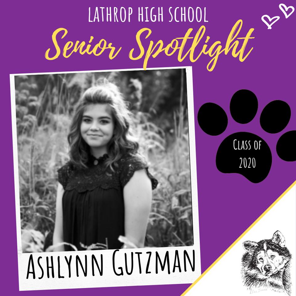 Senior Spotlight: Ashlynn Gutzman