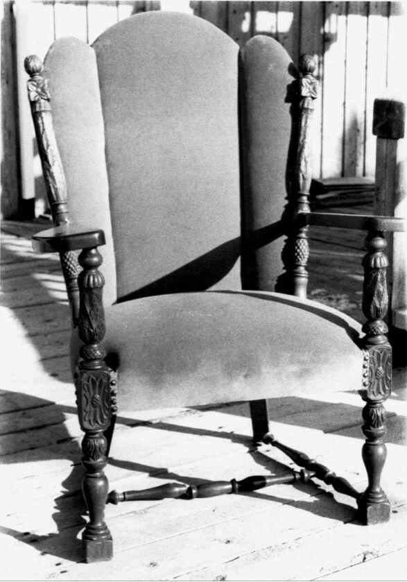 Historic chair