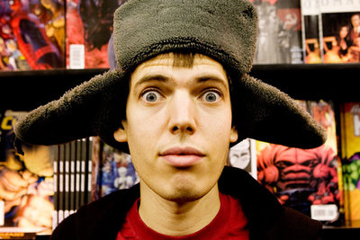 Comic artist, musician Jeffrey Lewis blends genres with quirky 'anti-folk' style