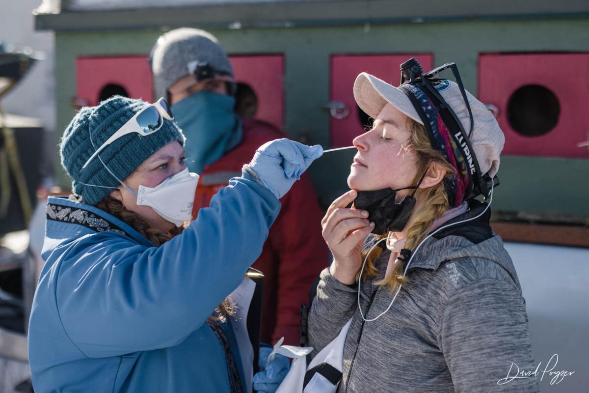 2021 Iditarod - prerace