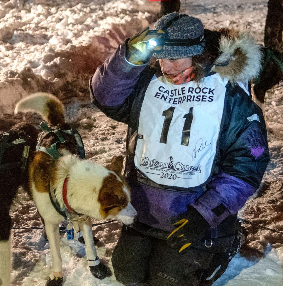 2020 Yukon Quest - Michelle Phillips