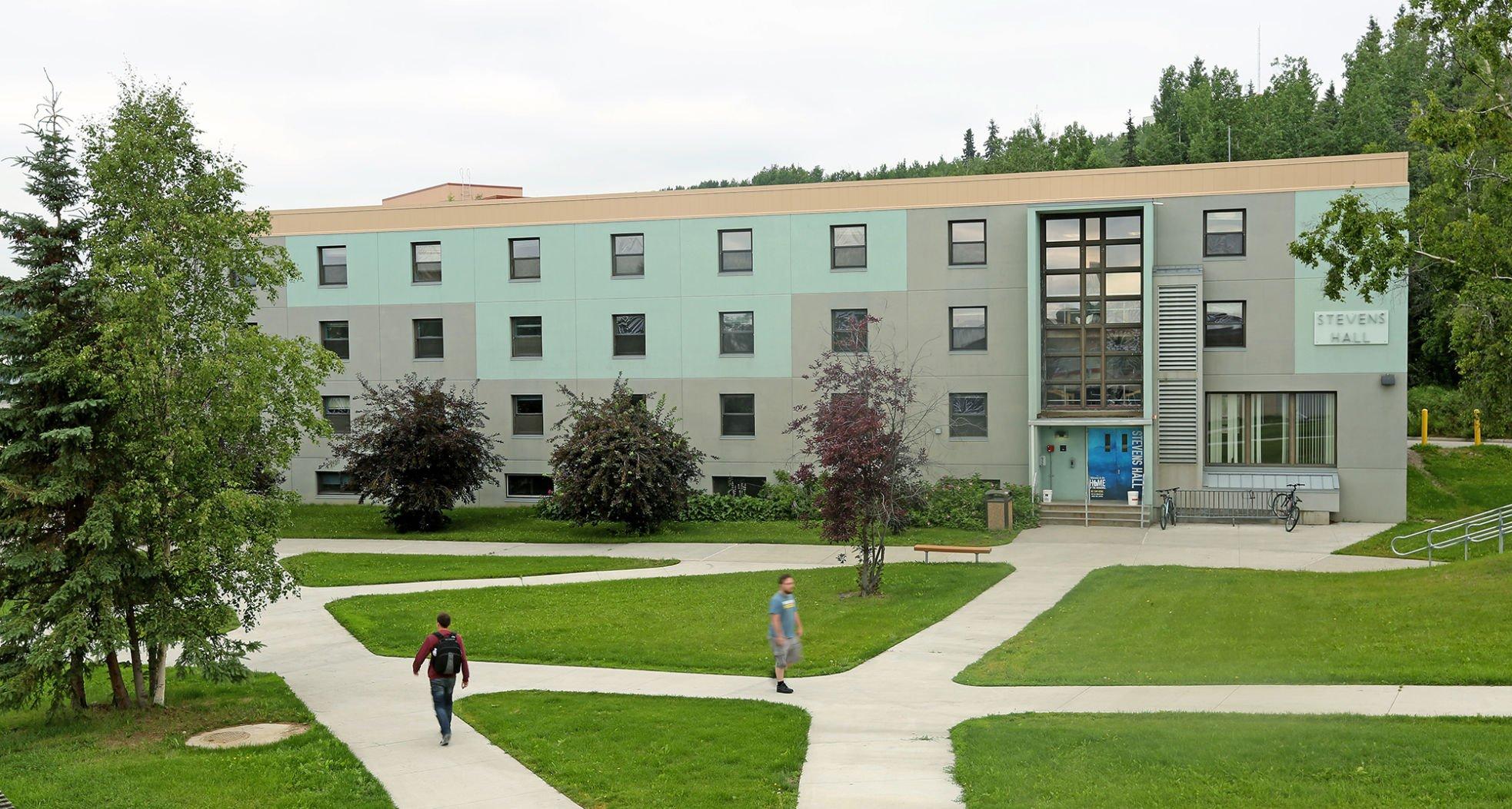 UAF campus