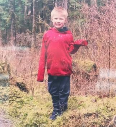 Missing boy in Ketchikan