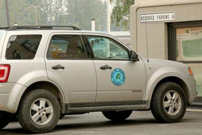 City Vehicle Usage