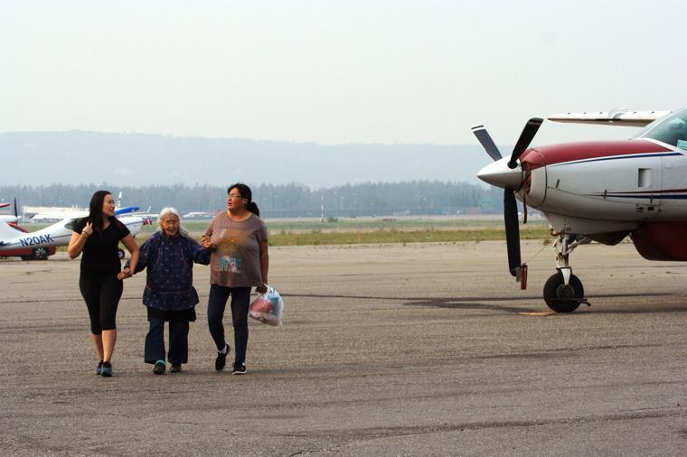 Fires trigger evacuations in villages of Nulato and Tanana ...