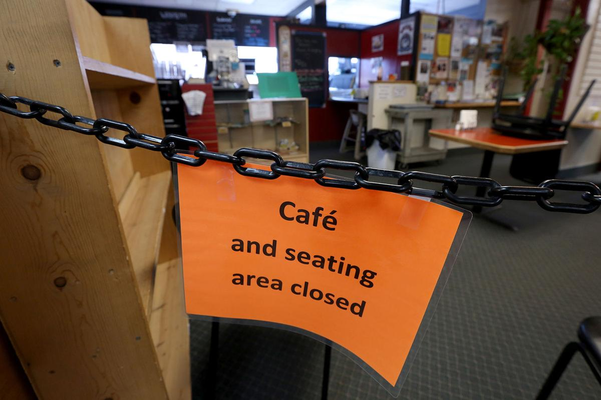 Second Story Cafe closes
