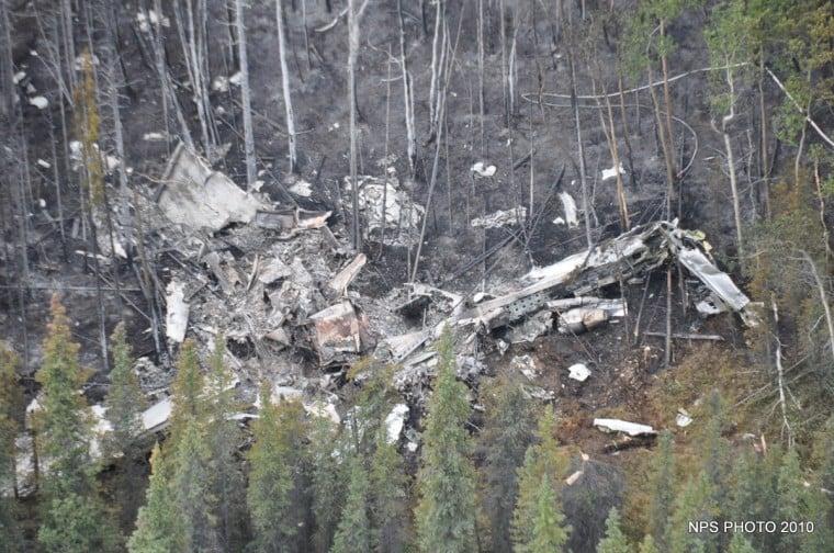 Federal investigators arrive at Denali crash site; victims identified