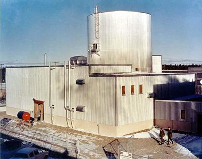 SM-1A nuclear power plant