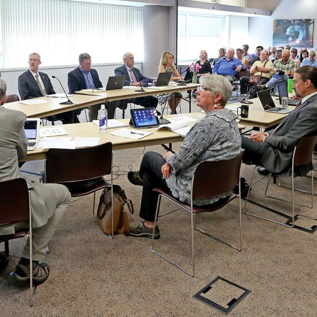 Testimony across the state centers on concern over university consolidation