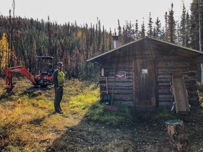 Cabin-building class