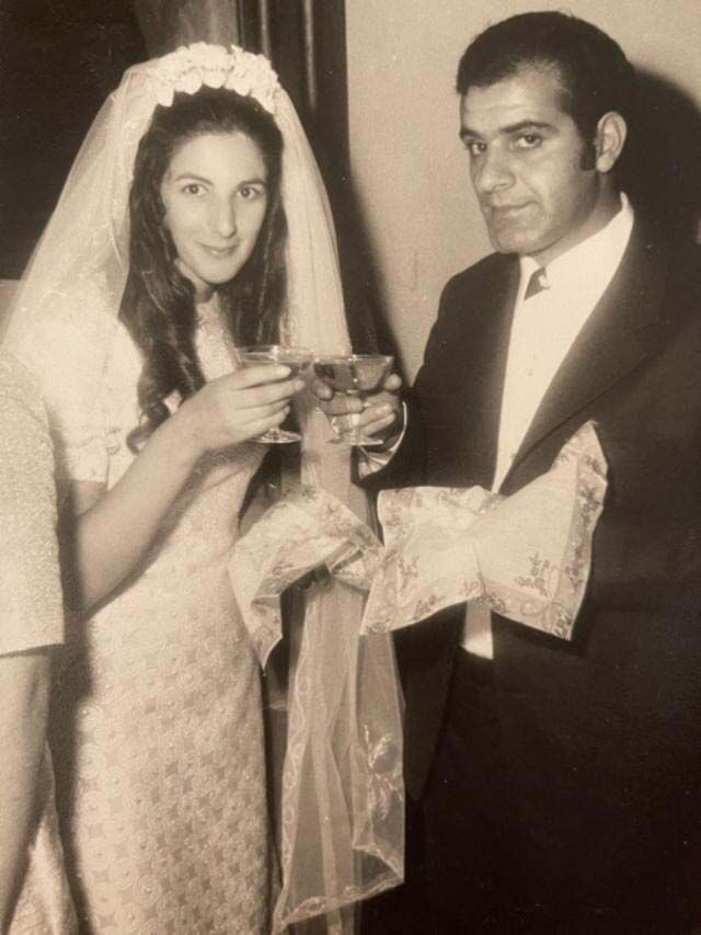 Giovanni and Cristina Pagano