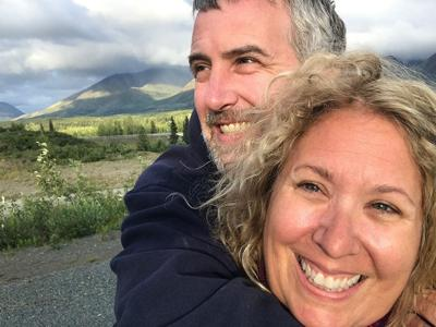 Couples: John Perkins and Mindy Eaton