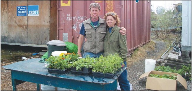 Newsflash: Gardens can grow in the Arctic