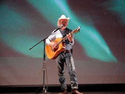 No lack of inspiration for Hobo Jim, Alaska's State Balladeer