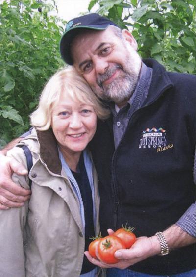 Bernie Karl and Connie Parks-Karl