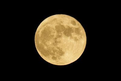 Pennsylvania Full Moon