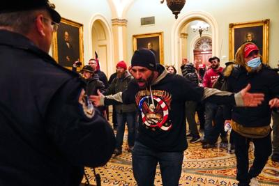 Resignations mount in wake of mob attack on Capitol