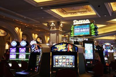 Las Vegas Sands operates the Venetian hotel and casino in Las Vegas.