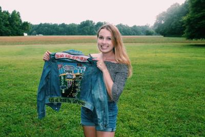 Student takes first in state for apparel design