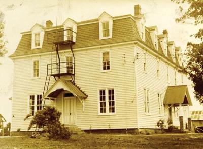 Towles Hall, Rappahannock Industrial Academy.