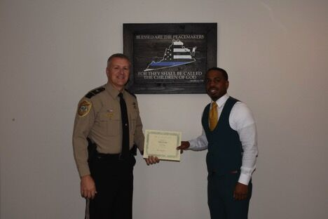 Michael Parker has been assigned to the detective division.