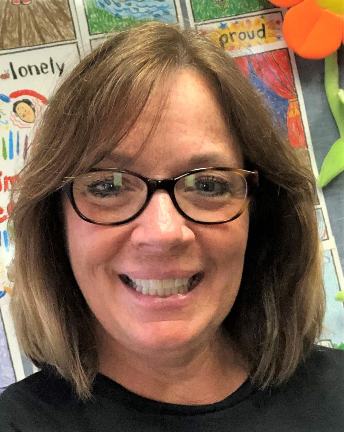 Cindy English-Williams, Cople Elementary School