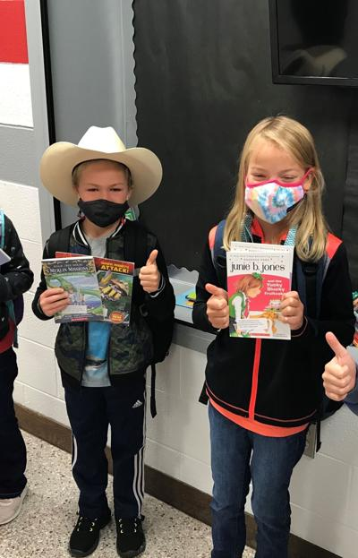 FOL books for RCES Oct 2020 Chasen Coates and Reagan Newsome