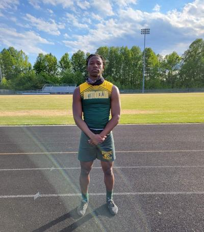 Cam Seldon: Unofficially NHS 100 meter dash record holder.