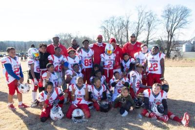 The Rappahannock Storm football team made the Northern Neck proud at the Turkey Bowl Classic.