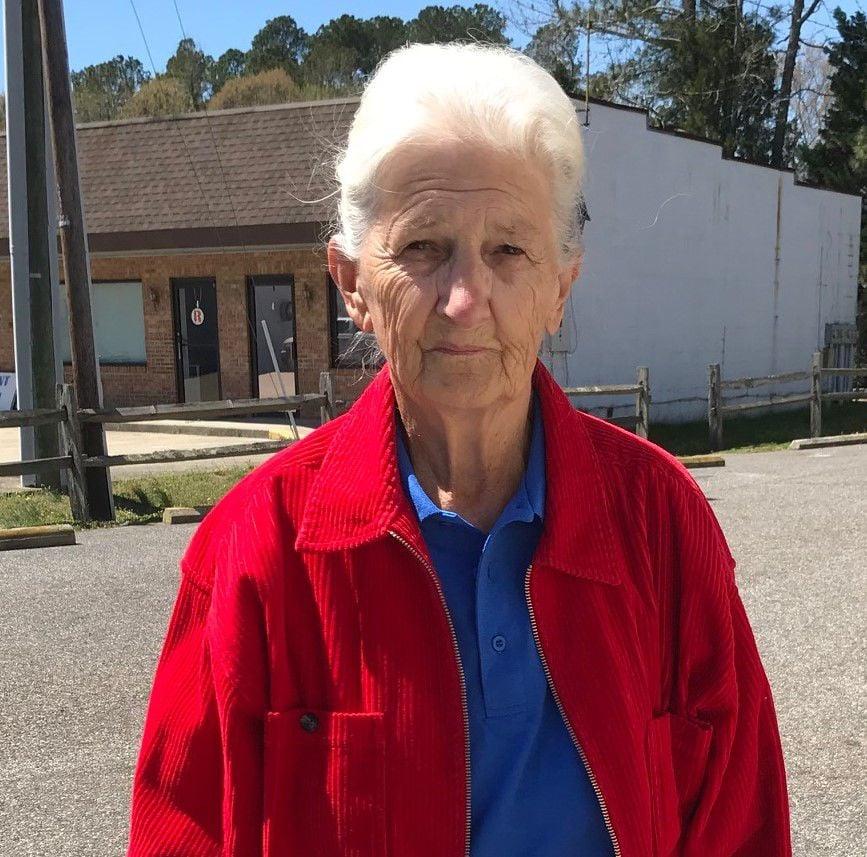 Shirley Tomlin - Volunteer