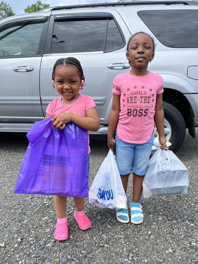 Kelis and Kemoria Sutton