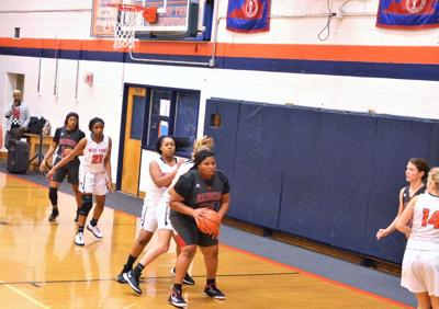 Lady Raiders rout Lady Trojans