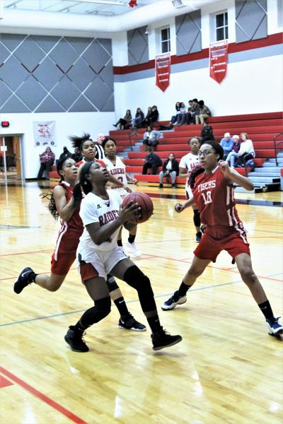 Lady Raiders stop the Drifters