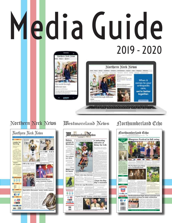 Media Kit 2019 - 2020