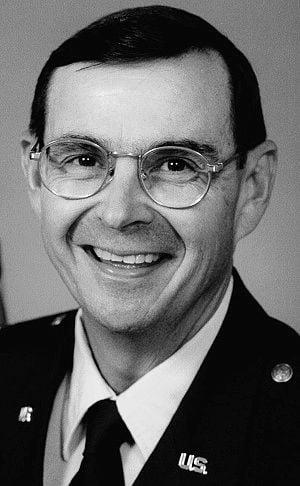 Dinning, Colonel David L.  1951-2019