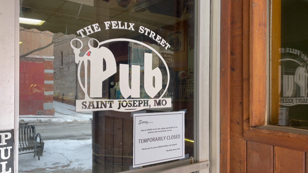 Felix Street Pub to re-open this weekend