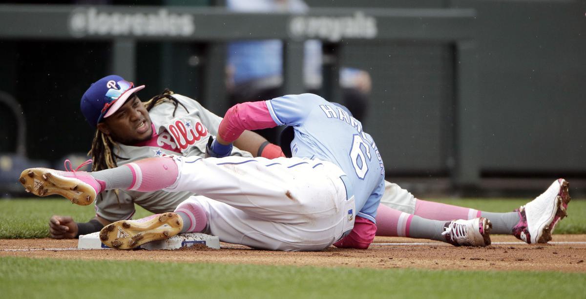 Phillies Royals Baseball