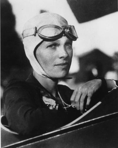 Group to revisit Earhart mystery     (copy)