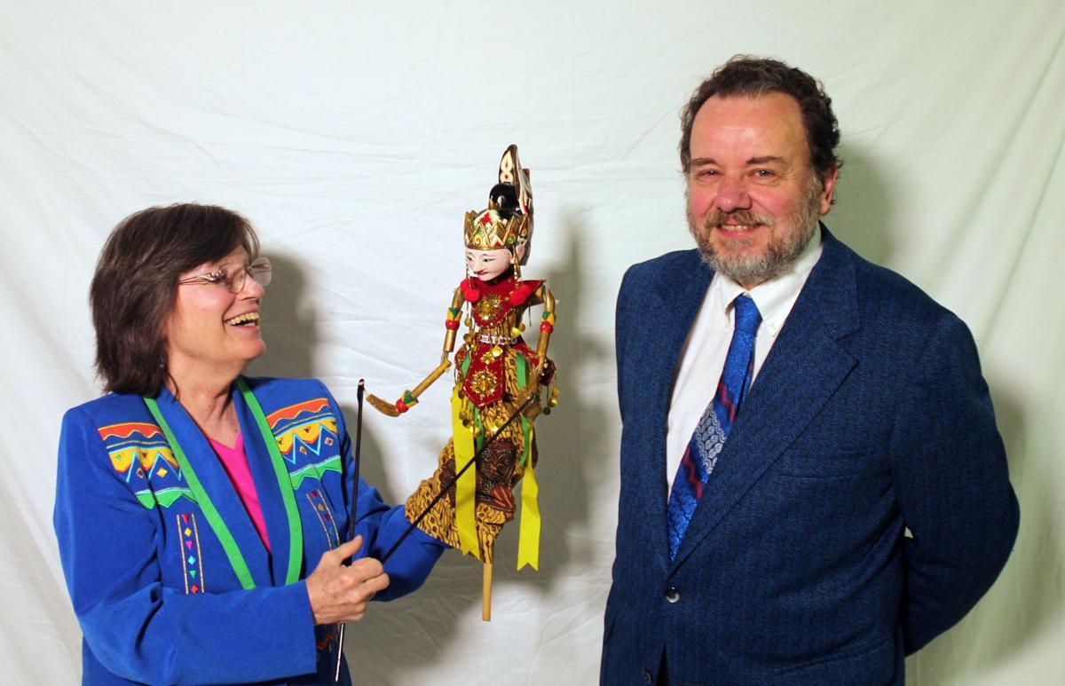Debbie Lutzky Allen and Peter Allen