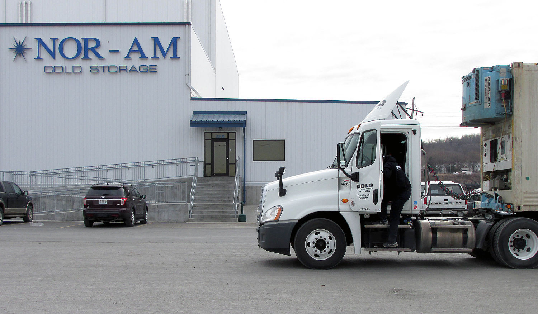 Buy Now. Nor-Am Cold Storage ... & Artesian Ice melting into history | Local News | newspressnow.com