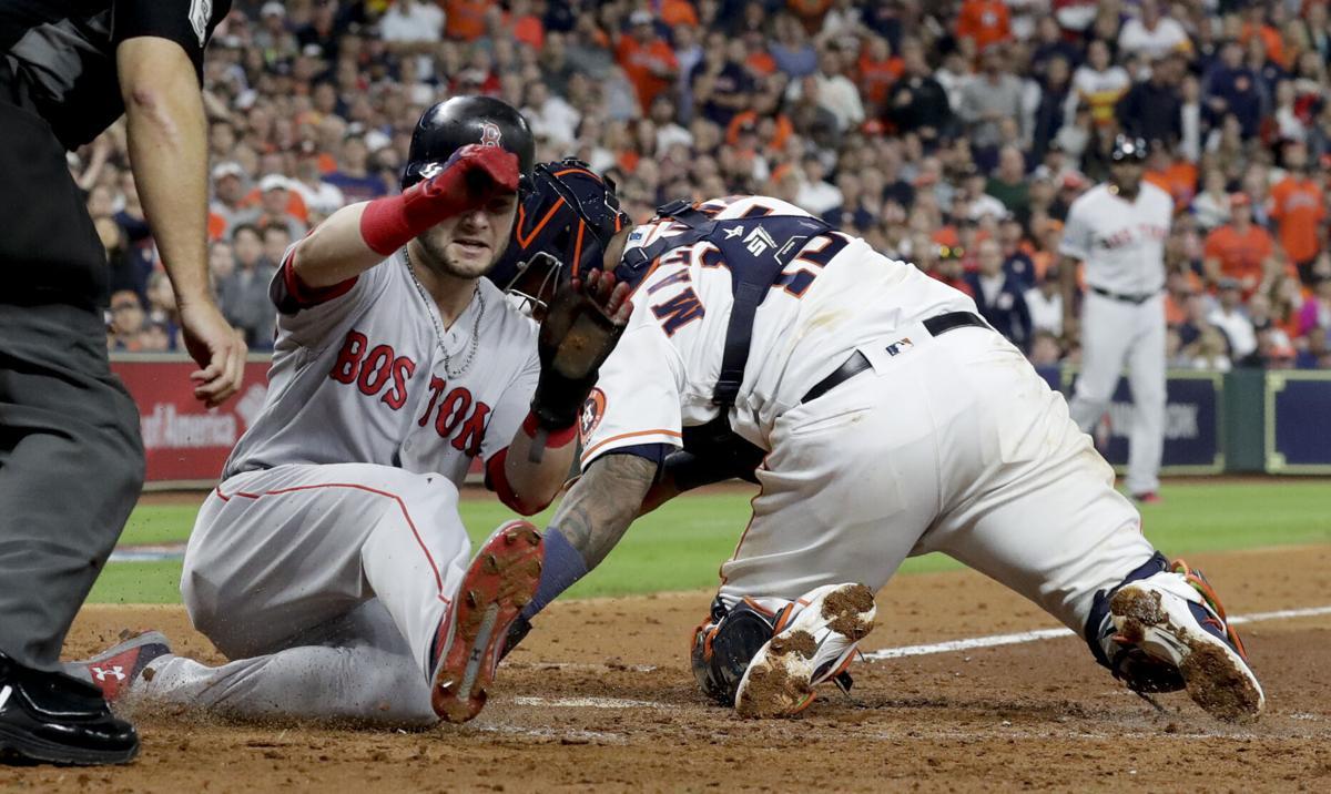 ALCS Red Sox Astros Baseball
