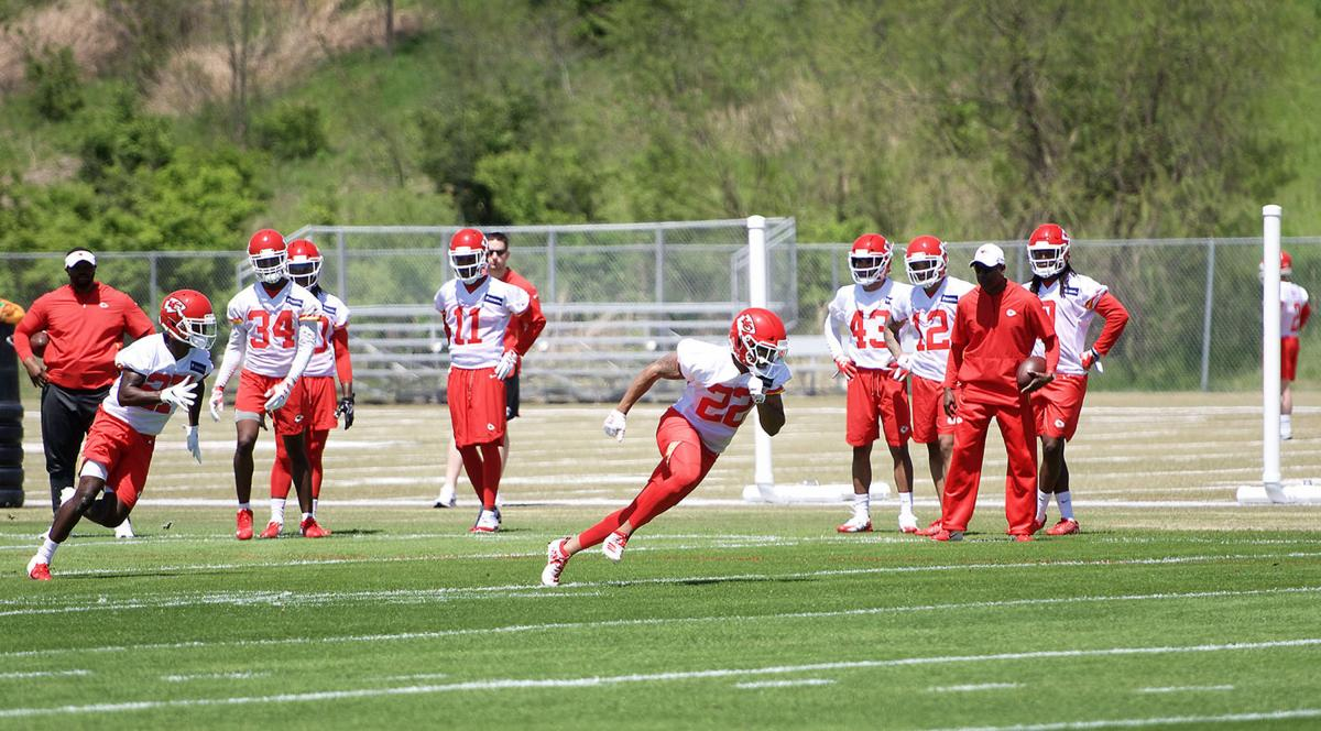 Chiefs Training Camp rookies