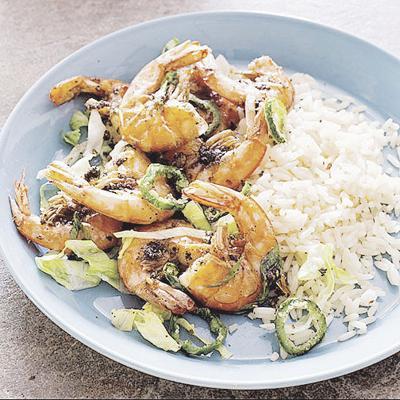 Food Column ATK Crispy Salt and Pepper Shrimp