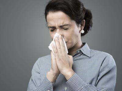 Flu/allergy season
