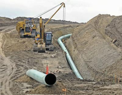 Army Corps-Pipeline Permits