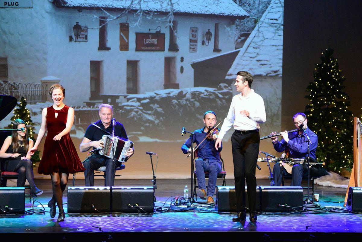 Irish Christmas band