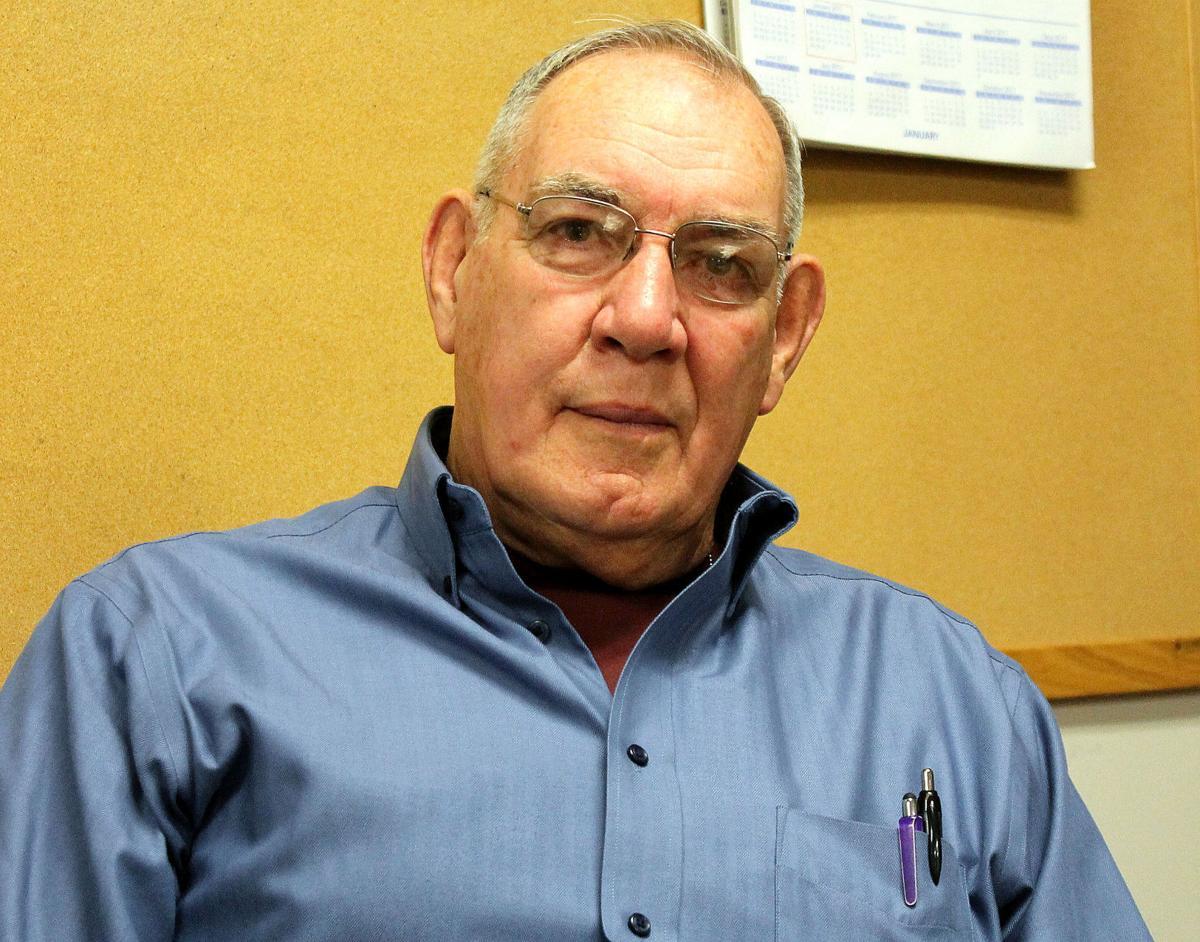 Retired Col. Kenneth Nash