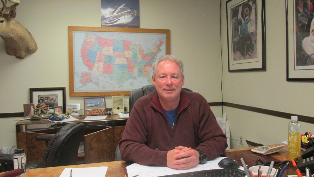 John Rowe, president of Speedy's Convenient Inc.
