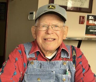 Elmer Hansen turns 90!