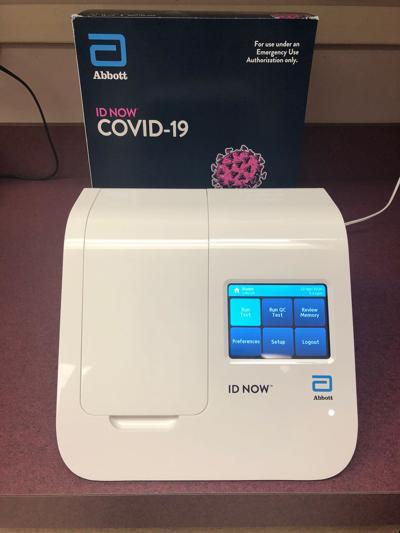 COVID-19 Testing Device